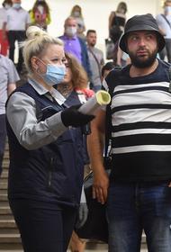 Дептранс предупреждает: контроль за ношением масок и перчаток в городском транспорте будет усилен