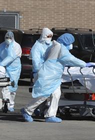 Число жертв COVID-19 в мире превысило 1,1 млн человек