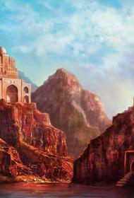 Вендия — доиндийская цивилизация в мире Конана
