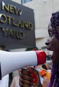 Лондонским полицейским запретили публиковать видео из-за нарушений