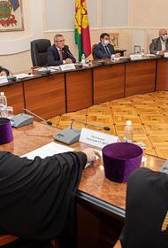Состоялась V Парламентская встреча депутатов ЗСК с духовенством