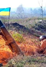 Украинские минометы заговорили на Донбассе - перемирию конец?