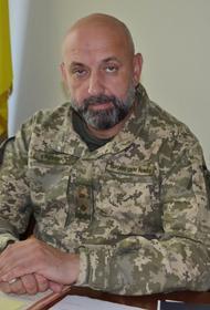 Сергей Кривонос: ВСУ готовы отвоевывать Донбасс хоть сегодня