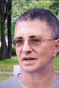 Доктор Мясников оценил призыв Жириновского запретить россиянам путешествия за границу из-за коронавируса