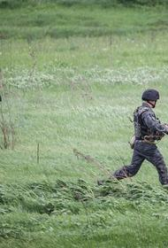 Баку опубликовал видео бегства армянских спецназовцев под натиском армии Азербайджана