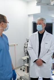 Собянин: Еще два резервных коронавирусных госпиталя откроются в АТЦ «Москва» и на ВДНХ