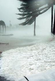 Во время урагана в турецкой Анталье один человек погиб