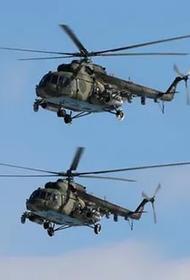 Авиационная спасательная группа ЦВО провела разведку районов посадки «Союза МС-16» в Казахстане