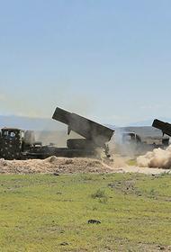 Армянские войска устроили азербайджанцам котел в районе Худаферинского водохранилища