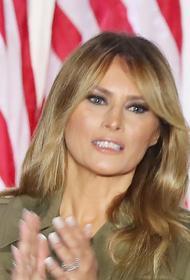 Переболевшая коронавирусом Мелания Трамп отменила публичное выступление из-за кашля
