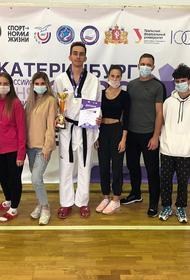 Студенты из Краснодарского края победили на Всероссийской Универсиаде