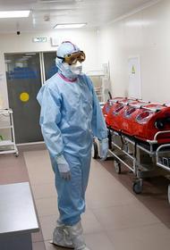 Свободно свыше 17% коечного фонда в ковидных госпиталях Кубани