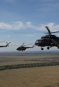 В районе посадки «Союза МС-16» сосредоточено 16 вертолетов и самолетов
