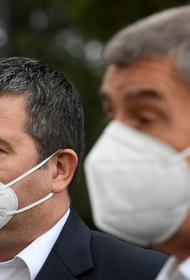 Глава МВД Чехии заразился коронавирусом