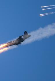 Сайт Avia.pro: ВКС РФ уничтожили в Сирии пункт рекрутирования боевиков для войны в Карабахе