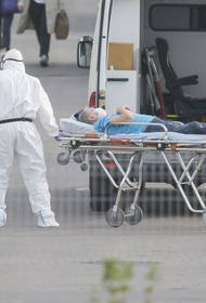 В России выявлено 15 700 новых случаев коронавируса, 317 человек умерли