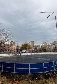 Челябинцы получат новые современные хоккейные площадки
