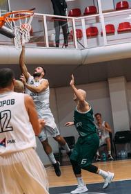 «Челбаскет» одержал победу над командой «Динамо»
