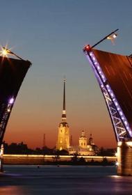 Власти Петербурга сообщили о второй волне коронавируса