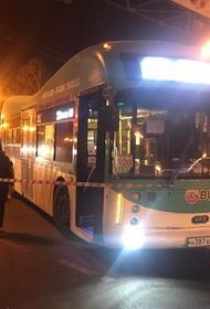 В Хабаровске автобус насмерть сбил пешехода
