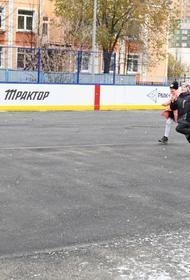 В Челябинске откроют бесплатные хоккейные площадки