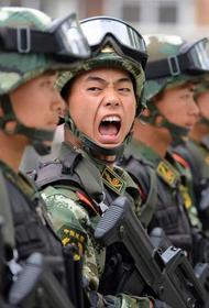 Китайские школьники будут проходить военную подготовку