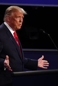Трамп в рамках теледебатов заявил, что Байден получал деньги от России