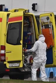 За сутки в России скончались 283 человека с COVID-19