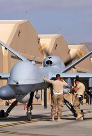Пентагон задействовал ударно-разведывательный дрон MQ-9 Reaper для помощи гражданским властям Калифорнии
