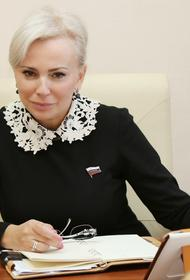 Сенатор Ольга Ковитиди сообщила, что она заразилась коронавирусом
