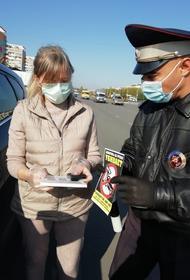 В день автомобилиста в Волжском прошла акция против нетрезвого вождения