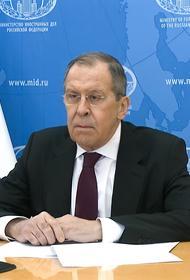 Сергей Лавров призвал власти Турции повлиять на ситуацию в Нагорном Карабахе
