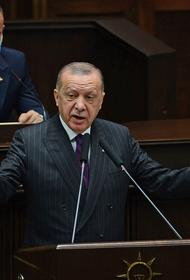 Портал Haberler.com: Реджеп Эрдоган хочет, чтобы Крым «вернулся» в состав Турции