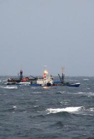 Кубанские моряки застряли в Намибии