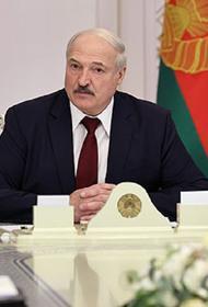 Лукашенко заявил о проведении Всебелорусского народного собрания
