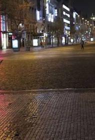В Чехии запретили свободное передвижение граждан в ночное время и воскресную торговлю