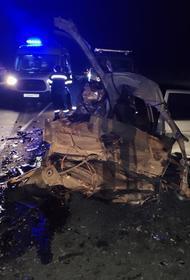 На Кубани в результате аварии погиб 17-летний подросток
