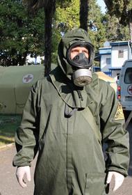 Российский военный госпиталь спасает больных в Абхазии