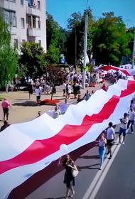 Оппозиция в Белоруссии заявила о создании антикризисного органа