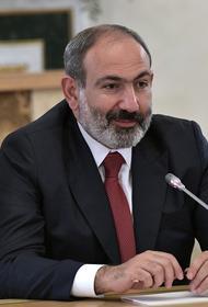 Пашинян пригрозил армии Азербайджана «точным контрударом» с «сокрушительным эффектом»