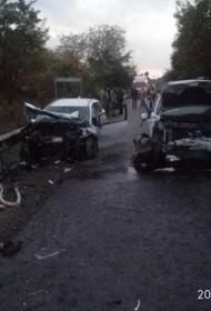 На Кубани в аварии пострадали двое детей