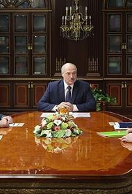 Александр Лукашенко уволил министра внутренних дел Белоруссии Юрия Караева