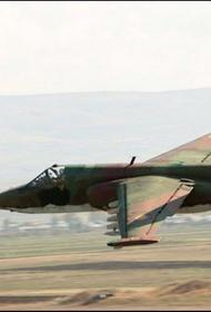 Азербайджанские средства ПВО сбили два Су-25 ВВС Армении