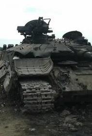 Минобороны Азербайджана сообщило о ликвидации 2 танков Т-72, 2 РСЗО БМ-21 «Град», 14 гаубиц противника