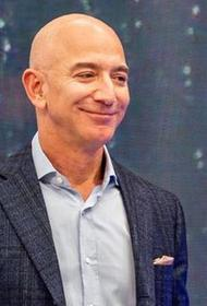 Основатель Amazon за сутки потерял почти 7 миллиардов долларов