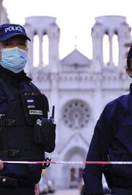 Al-Arabiya: Напавший на прихожан в Ницце отправил семье фото около храма перед атакой