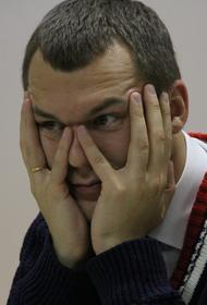 Врио главы Хабаровского края заказал себе охрану на миллион