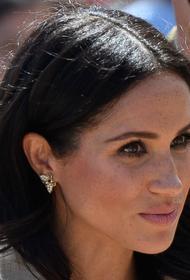 Журналисты подсчитали общую стоимость украшений Меган Маркл, доставшихся ей от принцессы Дианы