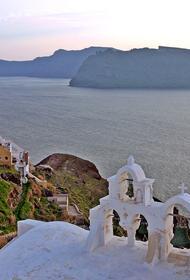 В Эгейском море произошло столкновение португальского и греческого кораблей