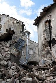 У турецких берегов произошло второе за день землетрясение